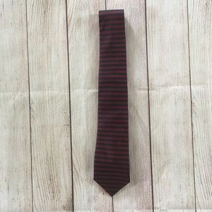 Banana Republic | Red and Blue Striped Neck Tie